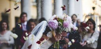 Mariée dansante